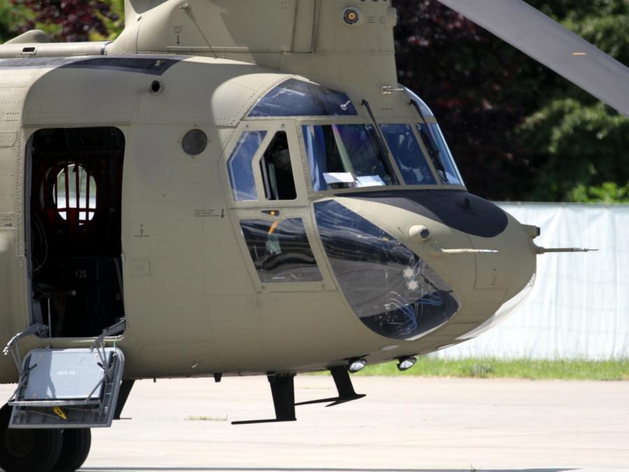 Verteidigungsministerin will weiter US-Militärpräsenz
