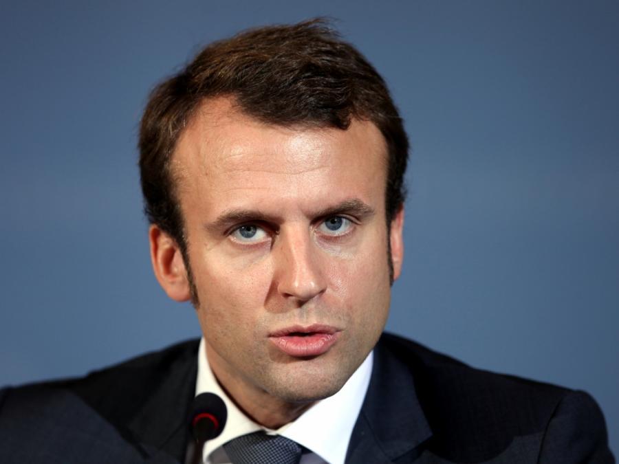 Frankreich: Macron-Lager beklagt massiven Hacker-Angriff