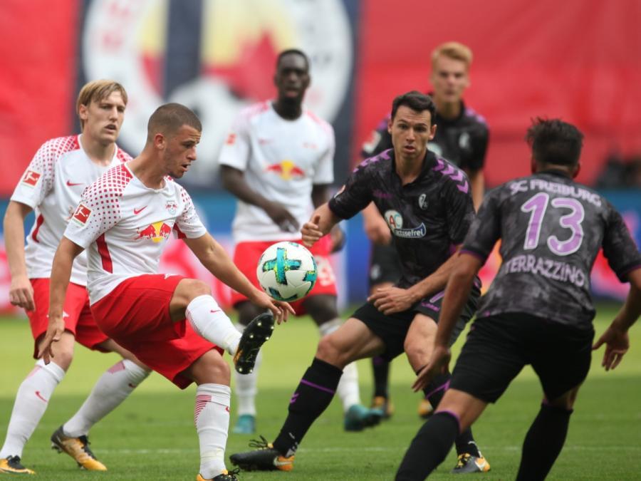 1. Bundesliga: Leipzig schlägt Freiburg 4:1
