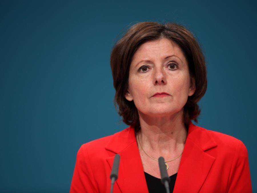 SPD-Vize Dreyer lehnt CDU-Kompromissvorschlag bei Grundrente ab