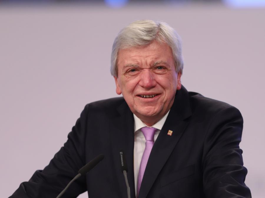 Bouffier ruft CDU zur Unterstützung für Frauenquote auf