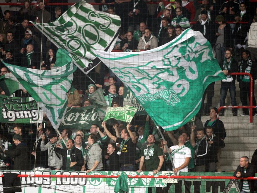 2. Bundesliga: Fürth gewinnt gegen Dresden