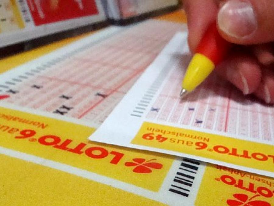 Lottozahlen vom Samstag (09.12.2017)