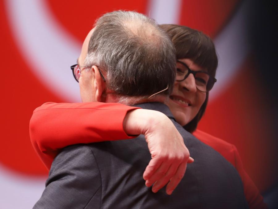 Emnid: SPD gewinnt, Union verliert