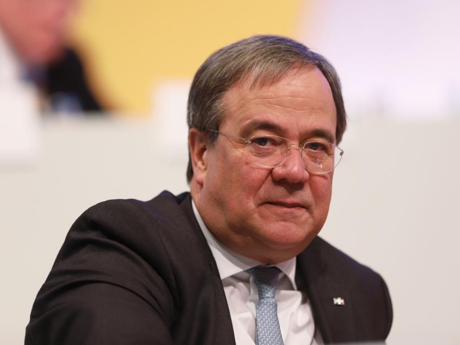 NRW-Kabinettsmitglieder nehmen Laschet in Schutz