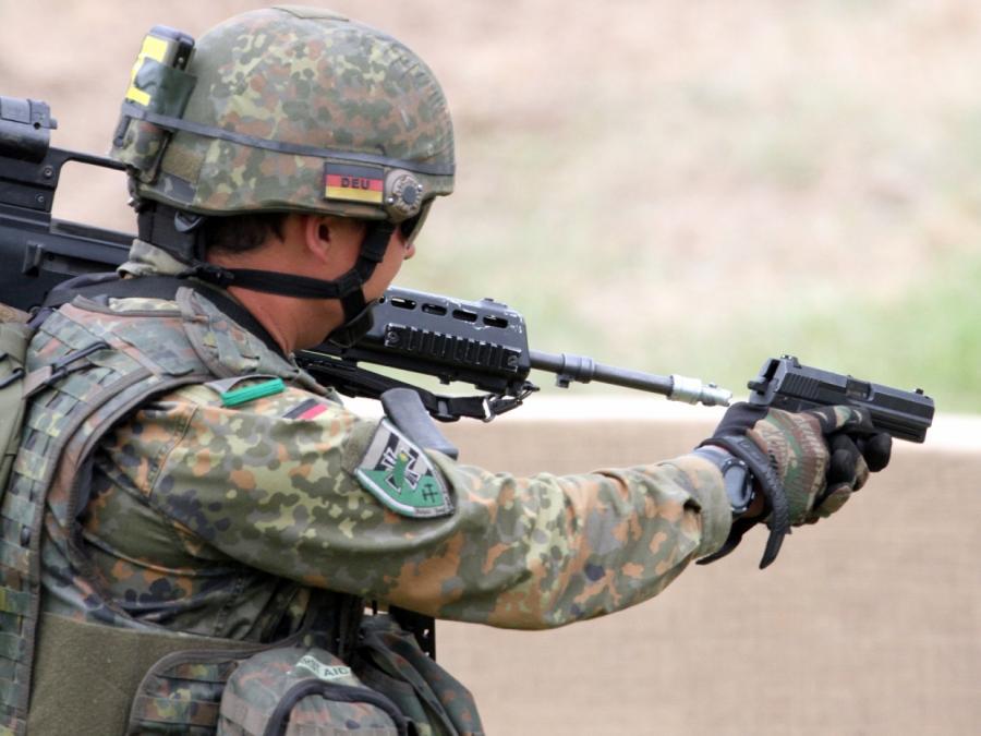 Bericht: Bundeswehr-Ausbildungsmission im Irak soll wieder starten