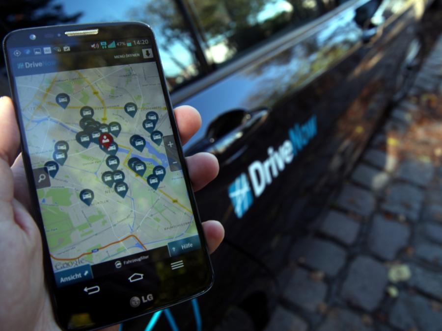 DriveNow rechnet mit Entlastung der Städte durch Carsharing-Gesetz