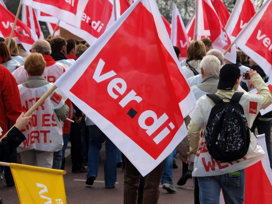 Tarifverhandlungen: CDU-Haushaltspolitiker mahnt zur Mäßigung