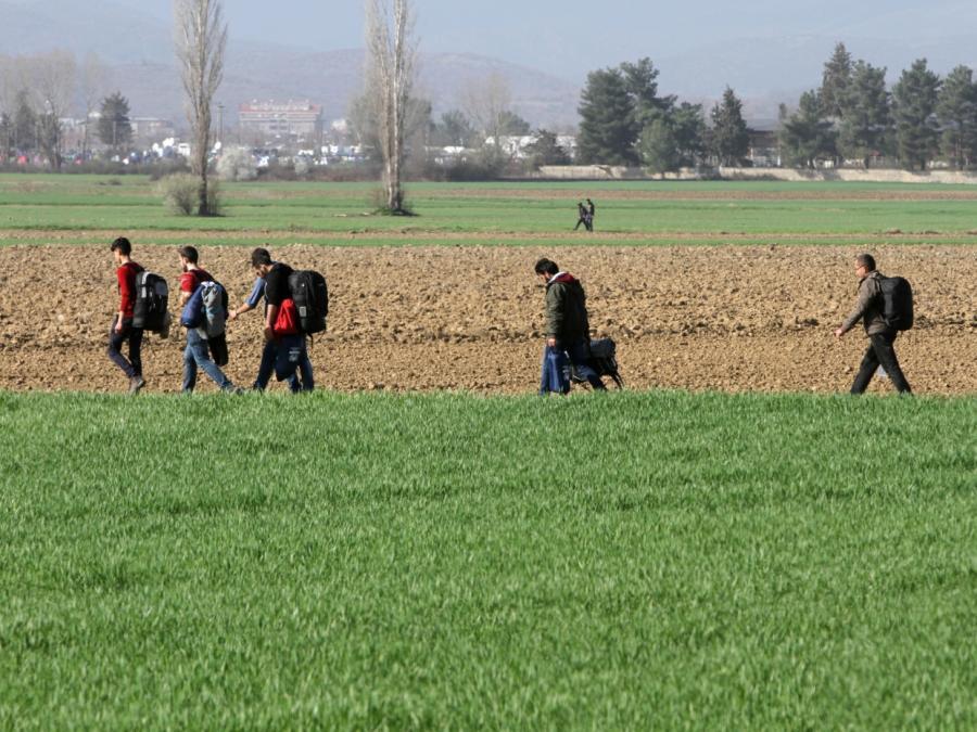 Eurostat: Deutlich weniger Asylbewerber in EU