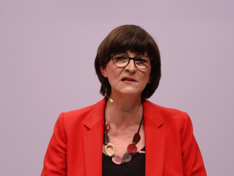 SPD-Chefin will Neuwahl in Thüringen
