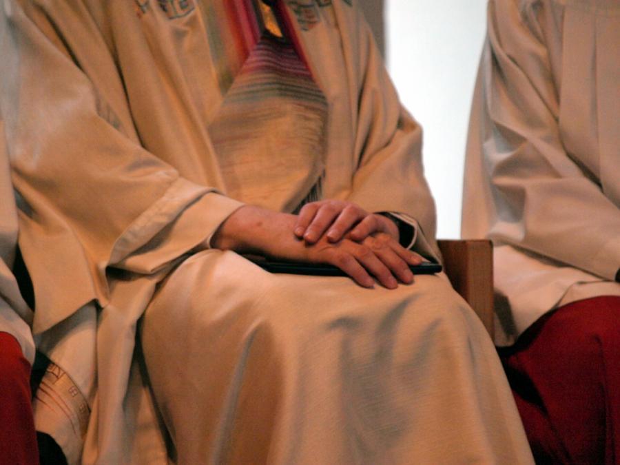 Kirchen fehlen 14.000 Pfarrer