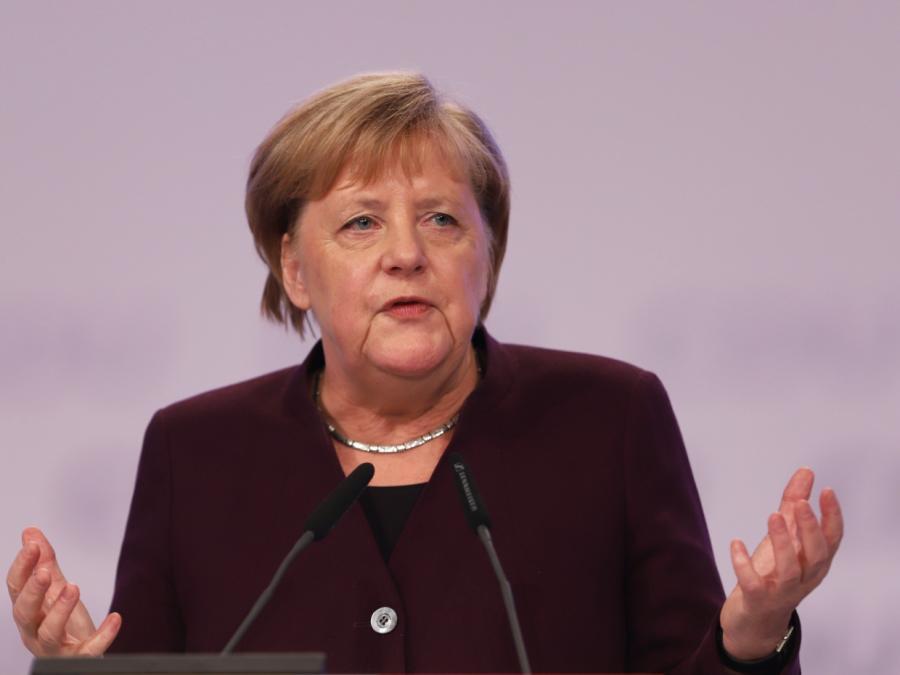 Merkel über Ramelows Vorstoß: Botschaften waren