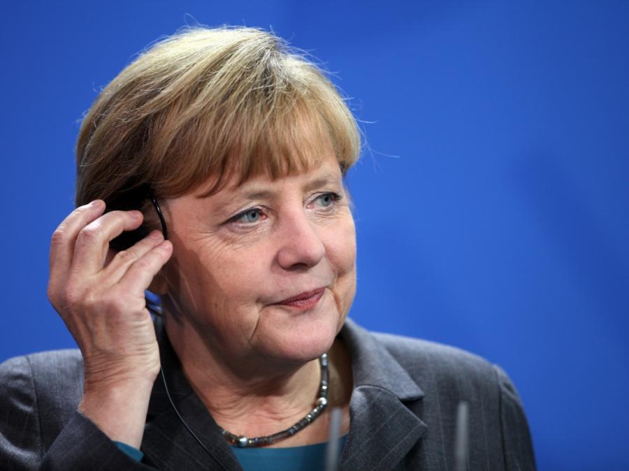 Saakaschwili fordert Hilfe von Merkel