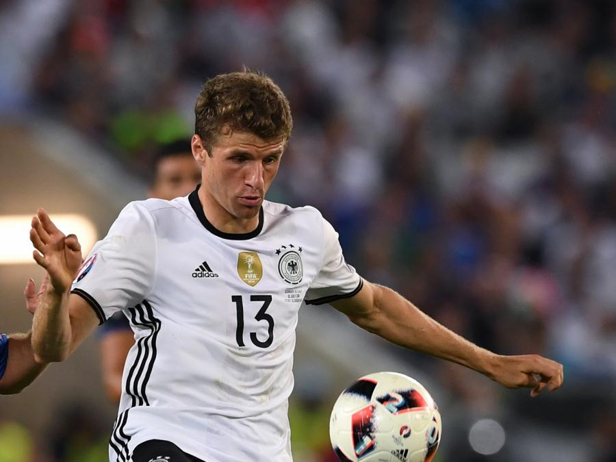 Deutschland qualifiziert sich für Fußball-WM in Russland