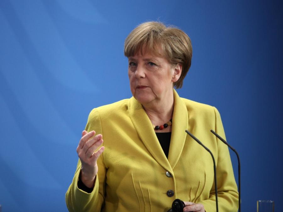 Vogue-Chefredakteurin lobt Angela Merkels Stil
