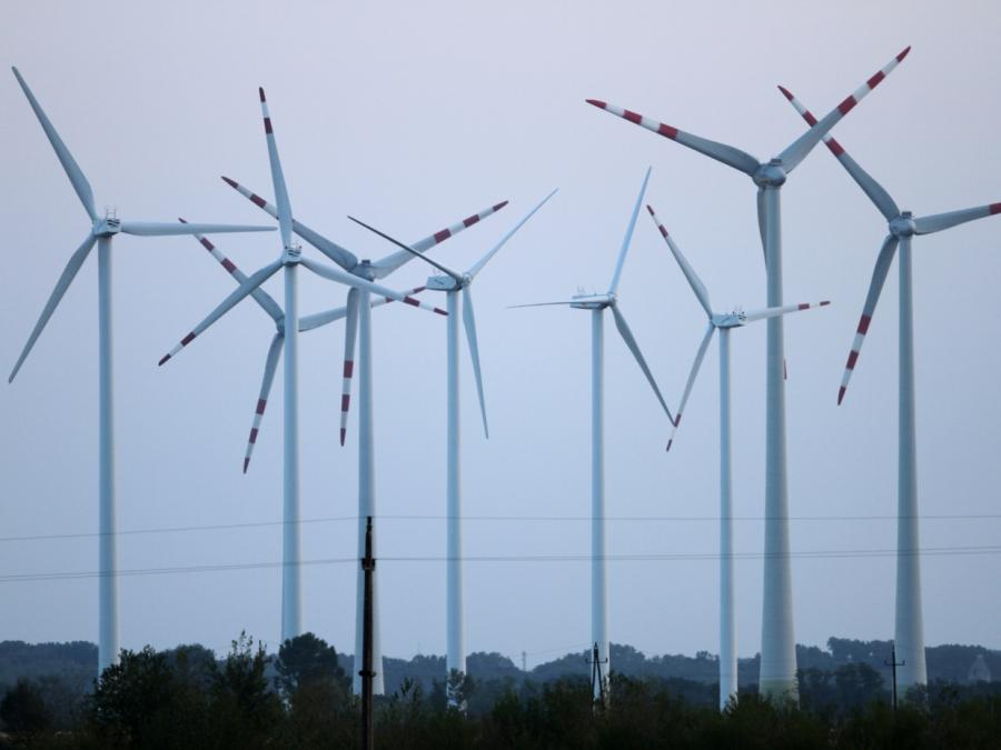 WWF-Studie: Vollständige Umstellung auf Ökostrom würde 2,5 Prozent der Landesfläche benötigen