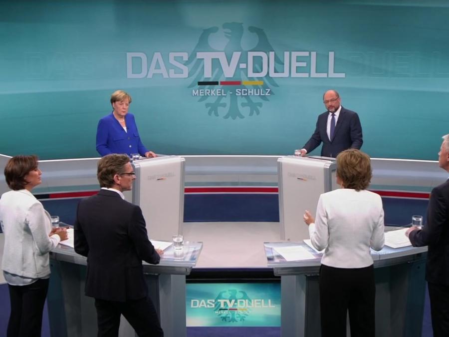 ARD-Intendanten wollen TV-Duell reformieren