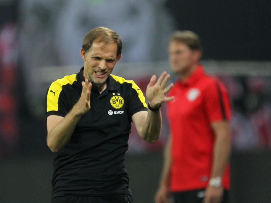 Tuchel zieht Bilanz seiner Zeit als BVB-Trainer