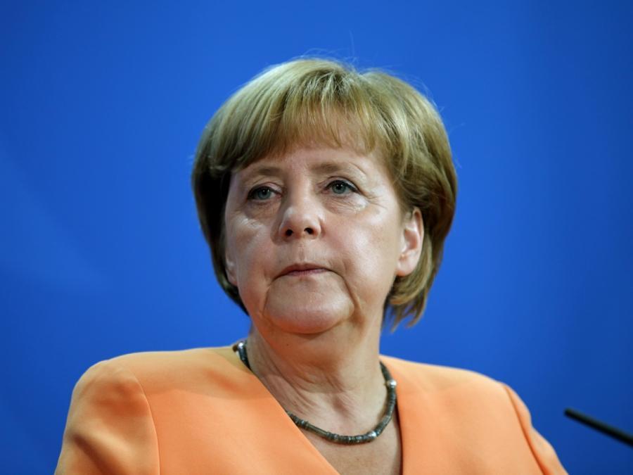 Merkel spricht mit Trump über nordkoreanischen Atomtest
