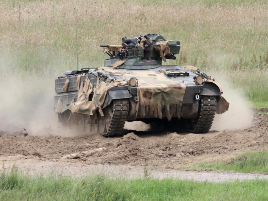 Bericht: Deutsche Rüstungsexporte wieder rückläufig