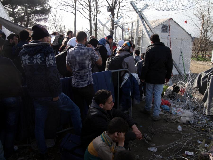 EU-Parlamentspräsident warnt vor neuen Flüchtlingskrisen
