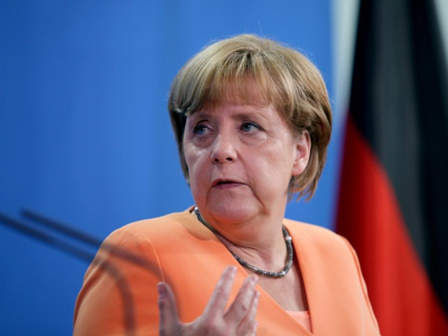 Merkel schließt EU-Sanktionen gegen Venezuela nicht aus