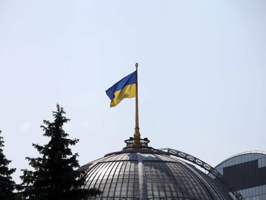 Parlamentswahl in der Ukraine gestartet