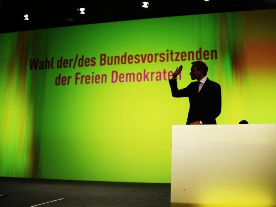 Lindner weist Grünen-Kritik zurück
