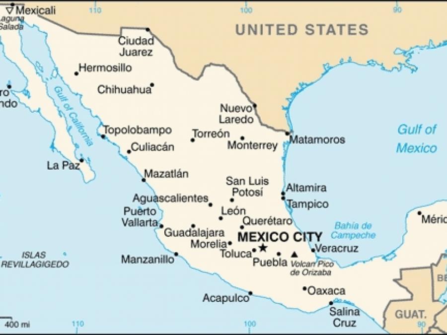 Flugzeugunfall in Mexiko geht glimpflich aus