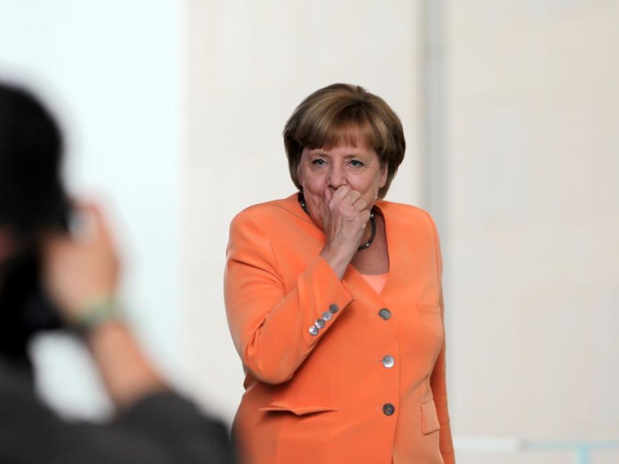 Kanzlerfotograf Müller bezeichnet Merkel als Kontrollfreak