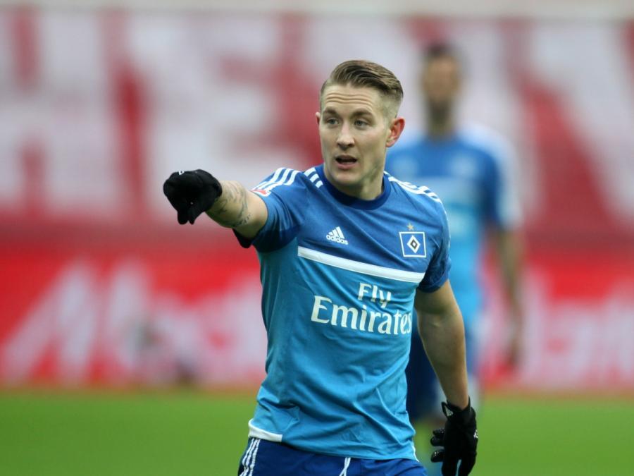 2. Bundesliga: HSV gewinnt in Sandhausen