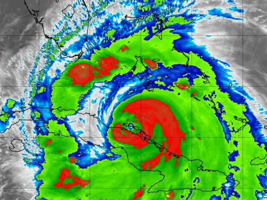 Bundesregierung schickt Krisenunterstützungsteam in Hurrikan-Region