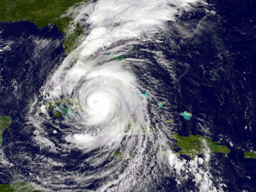 Hurrikan Irma erreicht Florida Keys