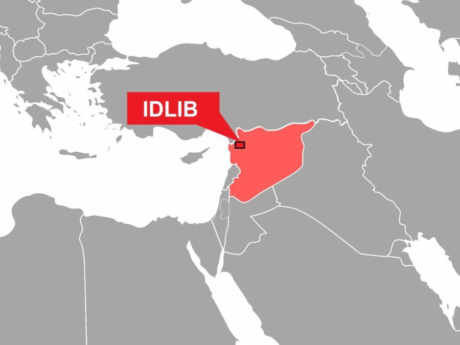 Syrische Regimetruppen verstärken Offensive in Deeskalationszone