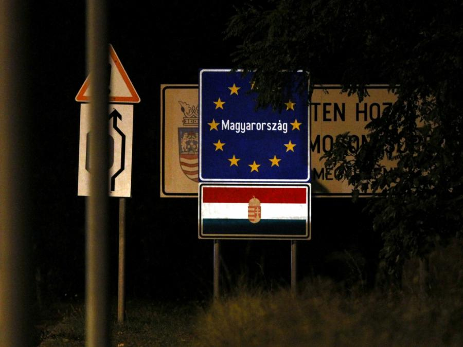 Dutzende deutsche Neonazis huldigen der Wehrmacht in Ungarn