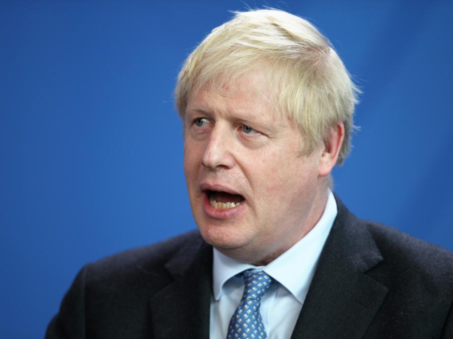 Sturgeon warnt Johnson vor Verweigerung von Unabhängigkeitsreferendum