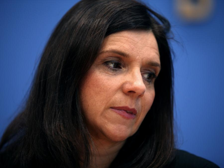 Göring-Eckardt fordert von Grünen mehr Einsatz gegen Antisemitismus