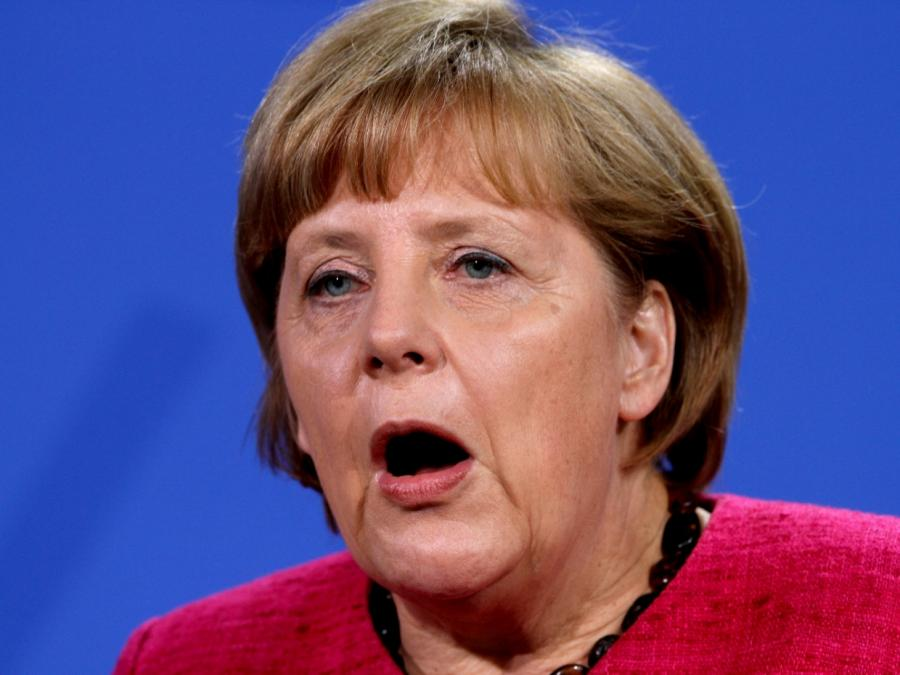 Merkel: Wahlkampf-Störer für Argumente nicht erreichbar
