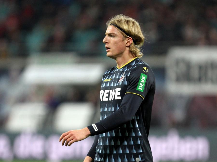 1. Bundesliga: Köln holt gegen Frankfurt ersten Punkt