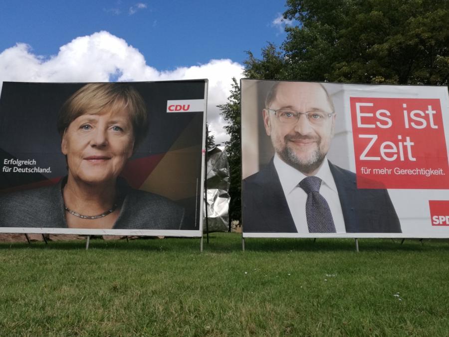 Vize Stegner: Schulz bleibt SPD-Chef - Merkel wird abtreten