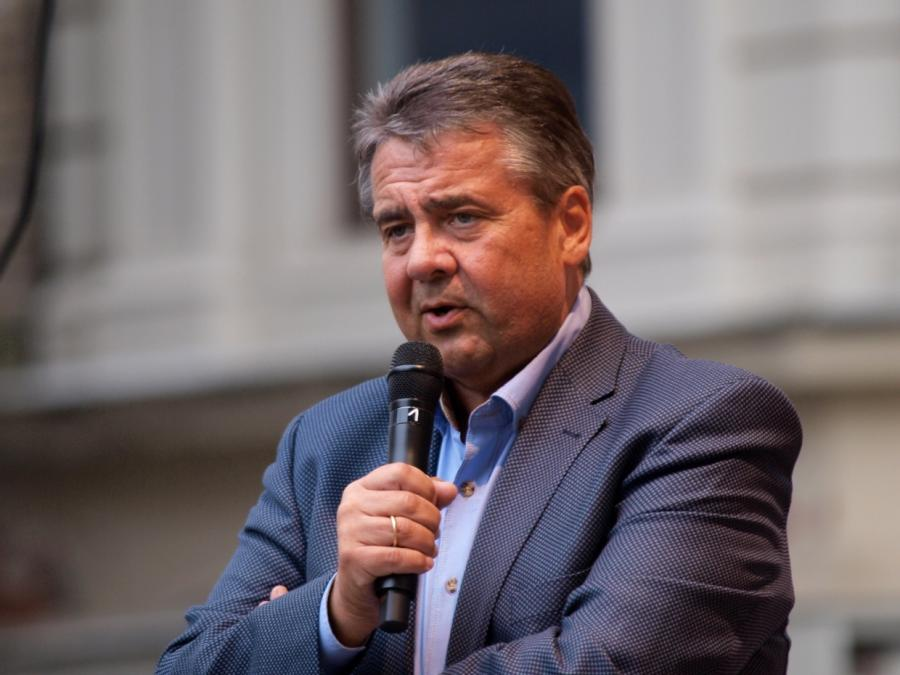Gabriel warnt vor Ende der Großen Koalition