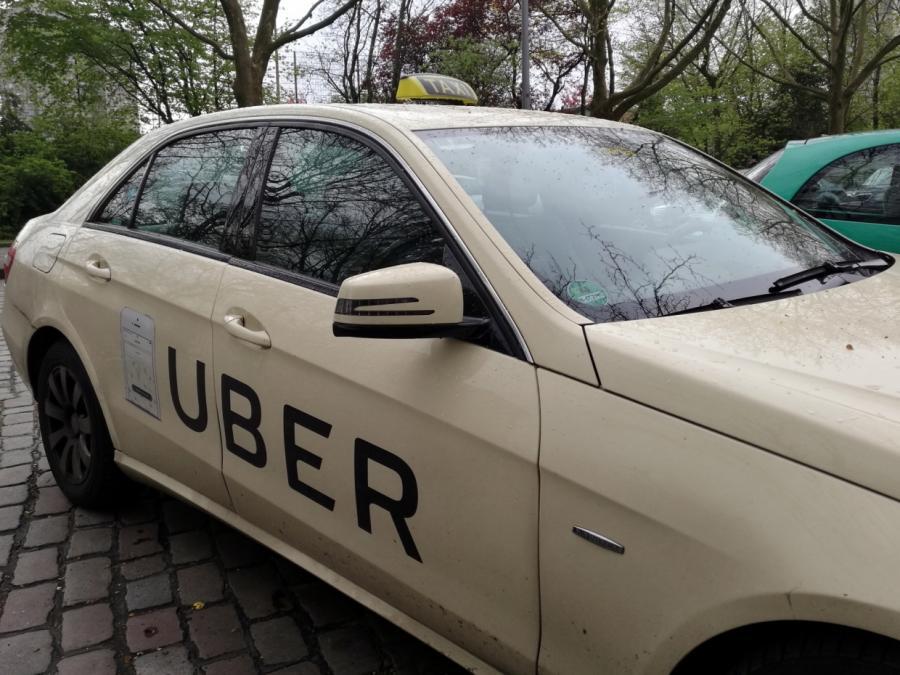 Uber will in dritte deutsche Stadt expandieren