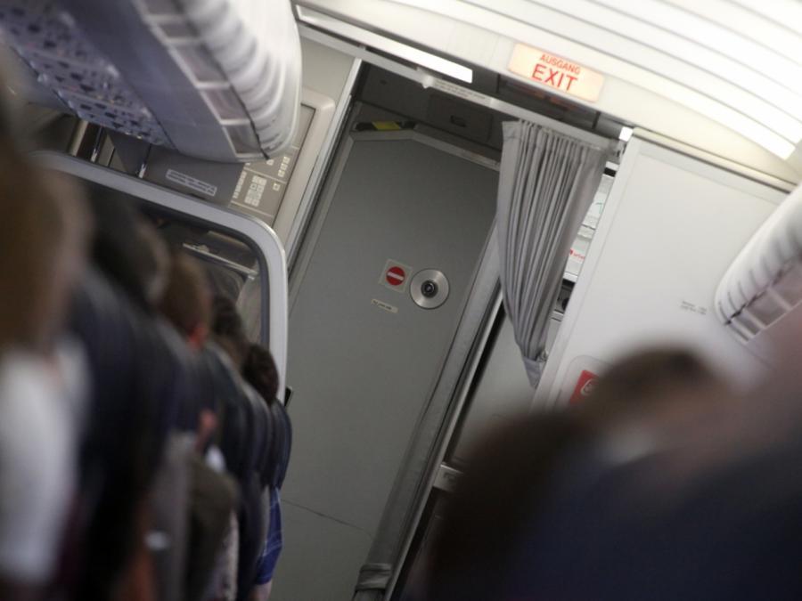 Sex-Affäre bei Fluggesellschaft