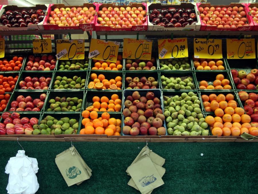 Apfel- und Birnenernte fällt besonders gut aus