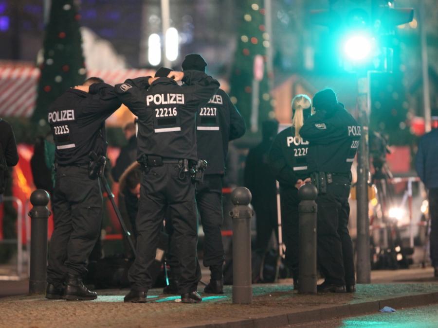 Rechtsextremismus-Verdacht gegen Berliner Anti-Terror-Ermittler