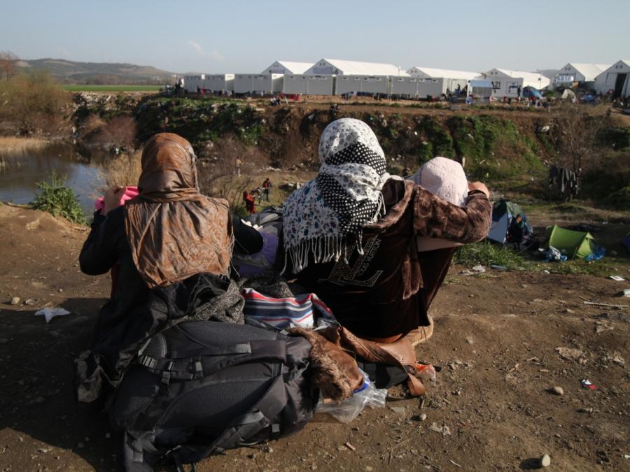 Zahl der Flüchtlinge weltweit auf Rekordhoch gestiegen