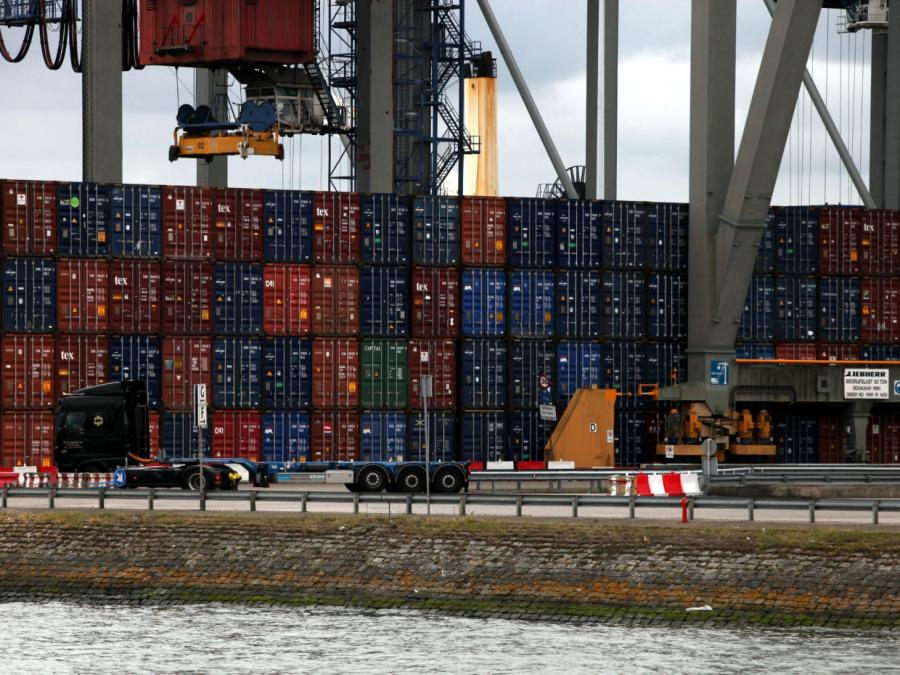 Europäische Wirtschaft im vierten Quartal 2020 geschrumpft