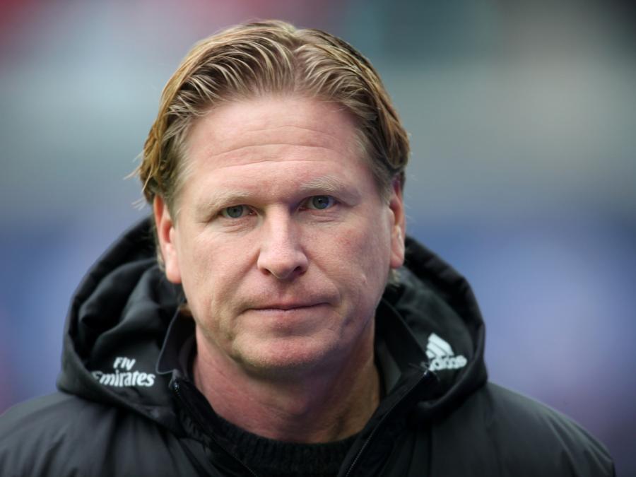 1. Bundesliga: Hannover schlägt Hamburg 2:0