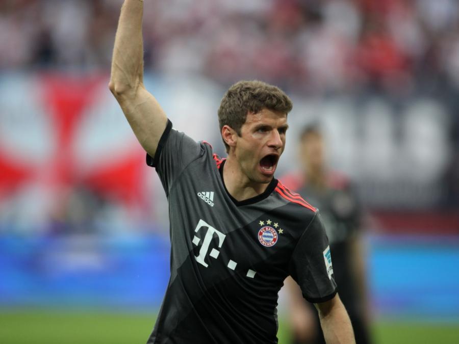 Bayern ballern sich ins DFB-Pokalfinale