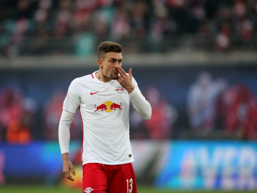 1. Bundesliga: Frankfurt gewinnt Montagsspiel gegen Leipzig